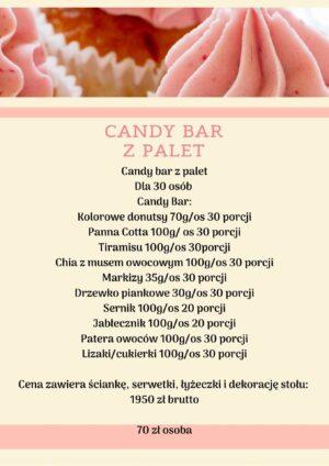 Cand bar 2